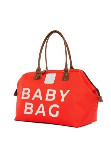 Bagmori Bebek Bakım Çantası Renkli